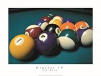 Cluster IV Fine Art Print