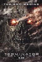 Terminator: Salvation - style E Fine Art Print