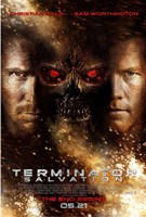 Terminator: Salvation - style K Fine Art Print