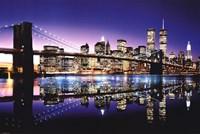 "36"" x 24"" Brooklyn Bridge Pictures"