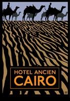 Hotel Ancien - Cairo Fine Art Print