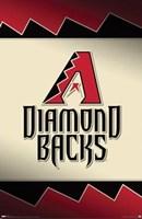 Arizona Diamondbacks - Logo 2009 Wall Poster
