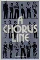 "A Chorus Line (Broadway) - Posed - 11"" x 17"""