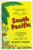"""South Pacific (Broadway) - 11"""" x 17"""""""