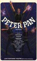 "Peter Pan (Broadway) - 11"" x 17"""