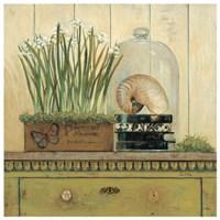 Vintage Garden 2 Fine Art Print