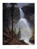 Nevada Falls Fine Art Print