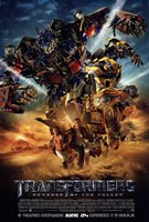 Transformers 2: Revenge of the Fallen - style O Fine Art Print