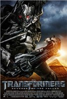 "Transformers 2: Revenge of the Fallen - style E - 11"" x 17"""
