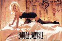 "Farrah Fawcett - style J - 17"" x 11"""