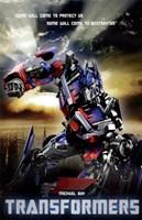 Transformers - style P Fine Art Print