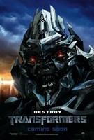 Transformers - style Q Fine Art Print