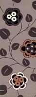 Nouveau Bloom Framed Print