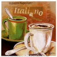 """Tipico Italiano I by Elizabeth Espin - 7"""" x 7"""" - $9.99"""