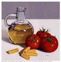 Culinary Art II Framed Print