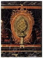 Baroque Noir Fine Art Print