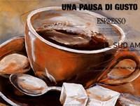 "Di Gusto by Elizabeth Espin - 16"" x 12"""