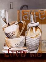 """Caffe Crema by Elizabeth Espin - 12"""" x 16"""""""