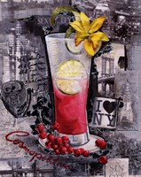 Cosmopolitan Fine Art Print