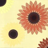 Sunflower Burst Fine Art Print