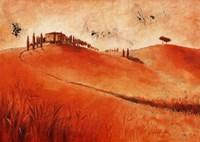 Villa Nobile Fine Art Print