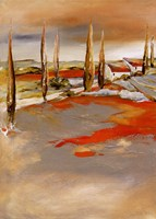 "Casa Carducci by Elizabeth Espin - 20"" x 28"""