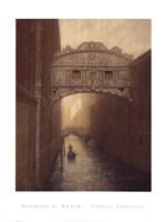 Venice Ambiance Fine Art Print