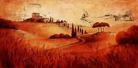 Castellina  5 Fine Art Print