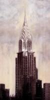"""Chrysler Building, N.Y.C.  5 by Talantbek Chekirov - 20"""" x 39"""""""