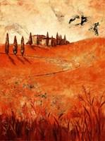 Montalcino Fine Art Print