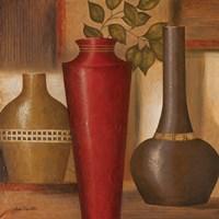 "World Spice I - Detail by Jane Carroll - 12"" x 12"""