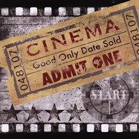 Cinema Fine Art Print