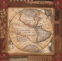Corners of the Earth - Detail II Fine Art Print