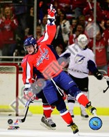 "Alex Ovechkin 2008-09 Goal Celebration - 8"" x 10"" - $12.99"