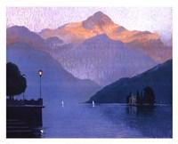 Italian Twilight Fine Art Print