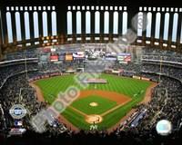 Yankee Stadium 2009 Interior Fine Art Print
