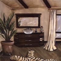 Hollywood Bath II Fine Art Print