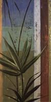 Bamboo & Stripes I Fine Art Print