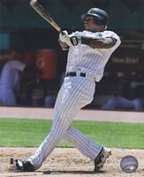 "Hanley Ramirez 2009 Batting Action - 8"" x 10"", FulcrumGallery.com brand"