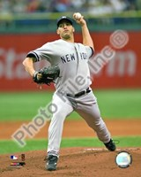 Andy Pettitte 2009 Pitching Action Fine Art Print
