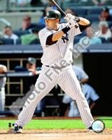 """Melky Cabrera - 2009 Batting Action - 8"""" x 10"""", FulcrumGallery.com brand"""