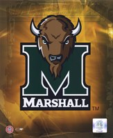 Marshall University Logo Fine Art Print