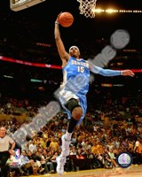 """Carmelo Anthony - '09 Playoff Action - 8"""" x 10"""", FulcrumGallery.com brand"""