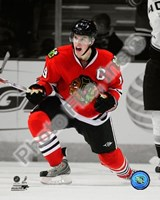 "Jonathan Toews - Spotlight Collection - 8"" x 10"", FulcrumGallery.com brand"