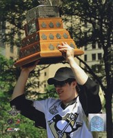 """Evgeni Malkin 2009 Stanley Cup Champions Victory Parade  (#59) - 8"""" x 10"""""""