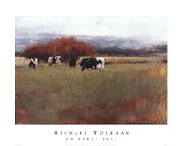 "An Early Fall by Michael Workman - 30"" x 24"""