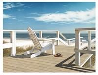 Sun Deck Fine Art Print