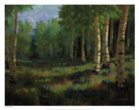 Aspen Meadow Fine Art Print