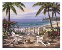 Coastal View Fine Art Print