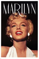 Marilyn Monroe - Head Shot Wall Poster